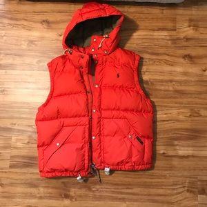 NWT Men's Polo Ralph Lauren Puffer Vest